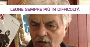 ASSESSORE LEONE BASILICATA IN DIFFICOLTà